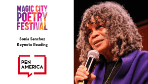 2019 Magic City Poetry Festival: Reading with Sonia Sanchez Image