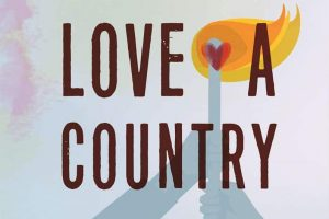 book cover for How to Love a Country by Richard Blanco