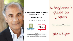 Southern Festival of Books: A Beginner's Guide to Japan Observations and Provocations event image