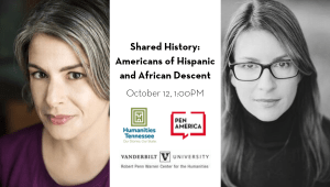 Southern Festival of Books: Shared History: Americans of Hispanic and African Descent event image