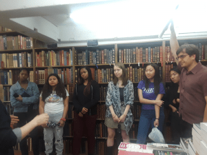 Writers In The Schools Committee Summer Boot Camp Image